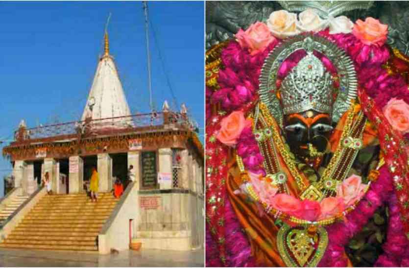 नवरात्रि पर इस सिद्ध पीठ देवी दरबार में रुकेंगी डेढ़ दर्जन ट्रेनें