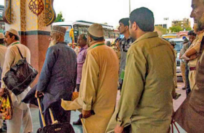 बिना वीजा के अजमेर में रुकवाया था पाकिस्तानी को , पुलिस के हत्थे चढ़ा मैनेजर