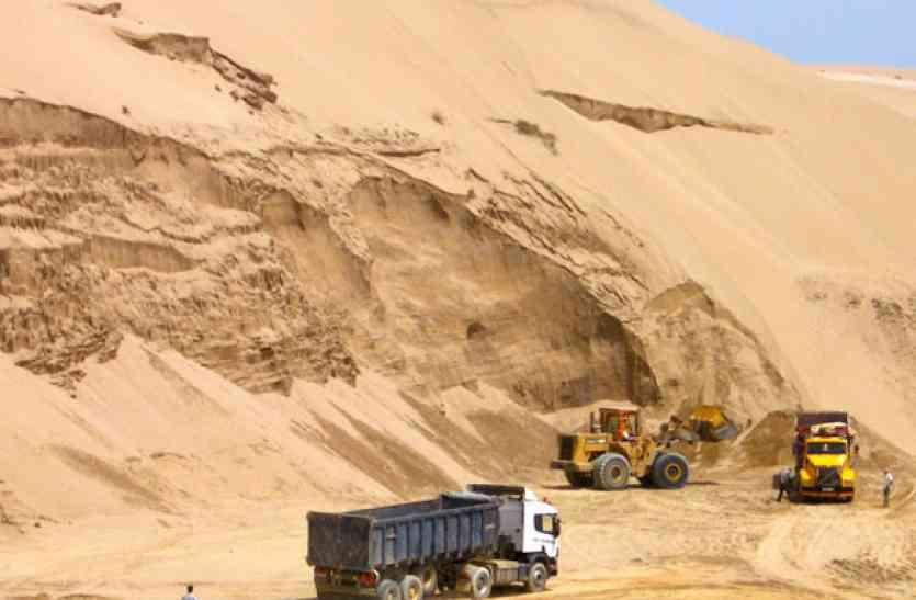 नई खनन नीति की ये बातें हैं अहम, रेत चोरी हुई तो अब ग्राम पंचायत पर ऐसे गिरेगी गाज