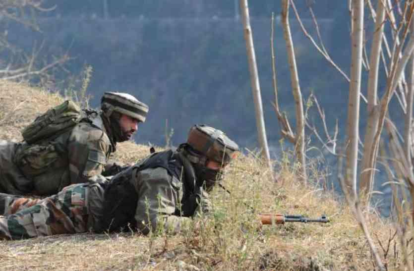 LoC पर भारतीय सेना ने लिया जवानों की शहादत का बदला, 3 पाक सैनिकों को किया ढेर
