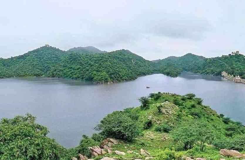 उदयपुर के इस बांध के लिए सरकार ने स्वीकृत किए छह लाख रुपए,फीडर के लिए डीपीआर की मंजूरी