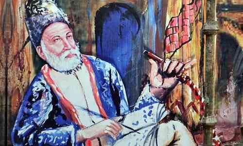 Agra,poet,legend,Mirza Ghalib,Best And Famous Mirza Ghalib Shayari,