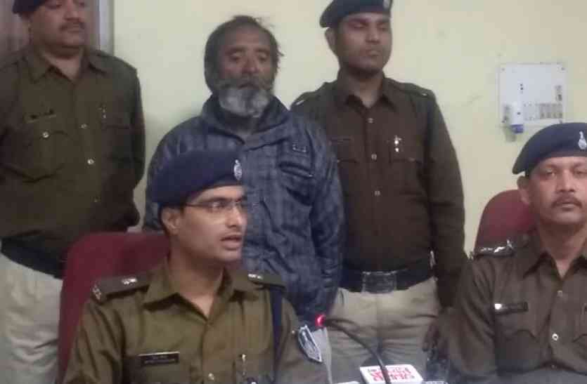सोने के कंगन लेकर पहुंचा युवक,पुलिस ने कर लिया गिरफ्तार