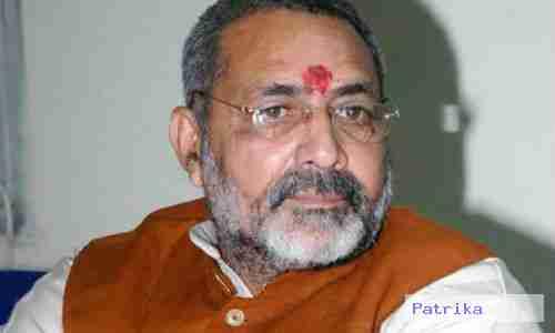 डॉ गिर्राज सिंह धर्मेश