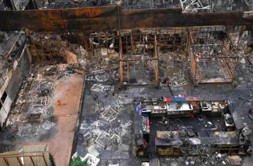 मुंबई आग हादसा: बचे लोगों ने बताई आपबीती, सुनकर कांप जाएगी रुह