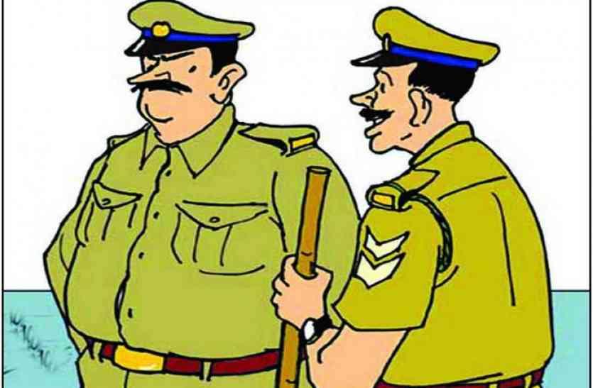दम्पती से लूट करने वाले आरोपियों का मिला सुराग