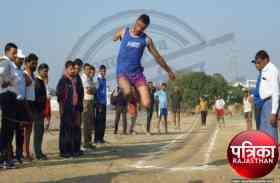 Video : राज्य स्तरीय शिक्षक खेलकूद प्रतियोगिता : दिव्यांग ने लगाई लंबी कूद में छलांग, बुजुर्ग शिक्षक ने दिखाया जोश