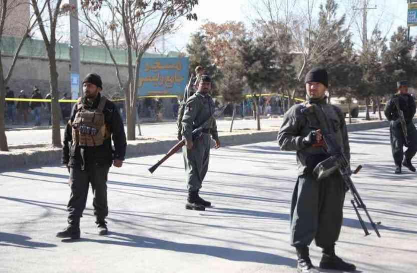 वीडियो में देखें आत्मघाती हमले के बाद कितना भयानक था काबुल का मंजर