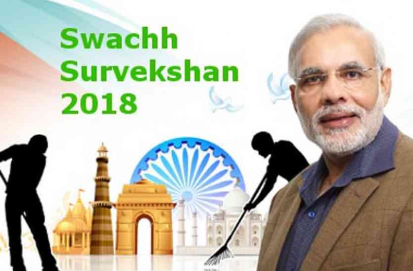 राजस्थान में नए साल में होगा स्वच्छता सर्वेक्षण, मलमास बाद उदयपुर देगा स्वच्छता का इम्तेहान