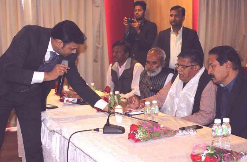 उदयपुर के राज बोर्दिया का मूड इंडिया एप लांच, जनमानस का मूड बताएगा यह एप व मत, विभिन्न मुद्दों पर दे सकेंगे अपनी राय
