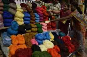 बाजार पर हावी हुआ फैशन, समाप्ती की ओर ऊन का कारोबार