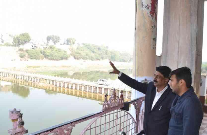 भगवान पशुपतिनाथ मंदिर के विकास कार्य योजना के लिए आए आर्किटेक्ट