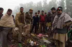 Breaking मुजफ्फरनगर में कूड़े के ढेर पर मिला नवजात का शव, क्लिनिक पर भ्रूण हत्या का आरोप