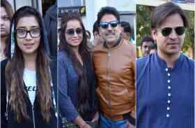 न्यू ईयर ईव पर पहुंचे फिल्मी सितारे, जोधपुर को दी नए साल की शुभकामनाएं