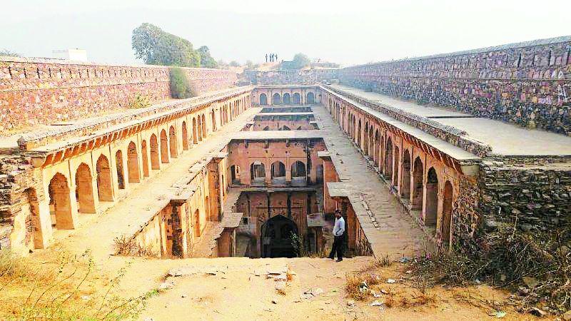 देश-विदेश में खास पहचान बनाएगी राजस्थान की यह बावड़ी