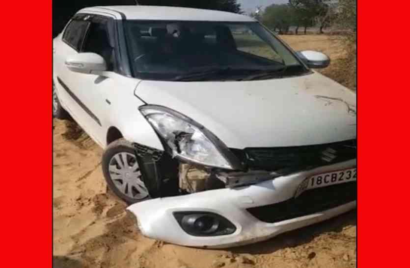 Video: अपराधी की जगह बेगुनाह की गाड़ी को पुलिस ने किया क्षतिग्रस्त, फिर जानें....