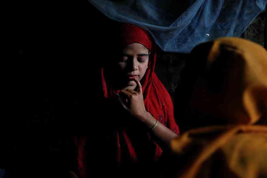Rohingya wedding