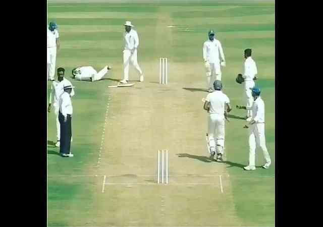 Ranji match