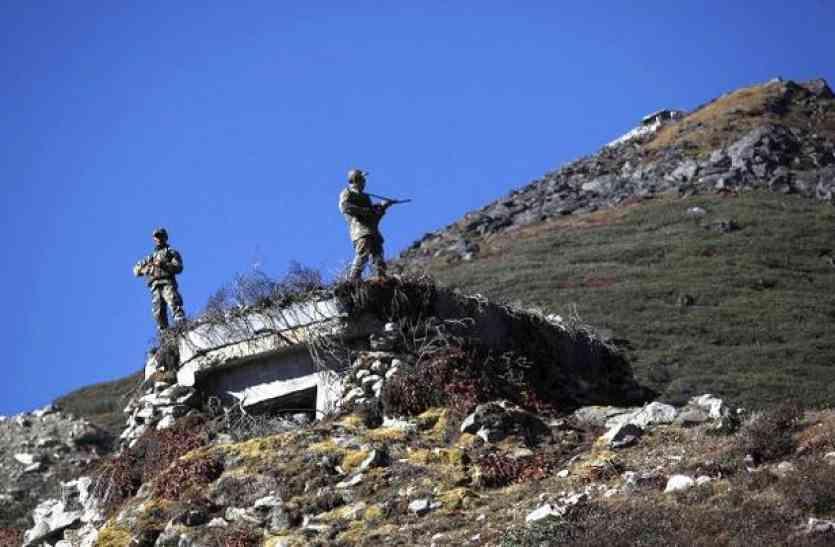 डोकलाम के बाद भी बाज नहीं आया चीन, अरुणाचल प्रदेश में की 1 किमी तक घुसपैठ