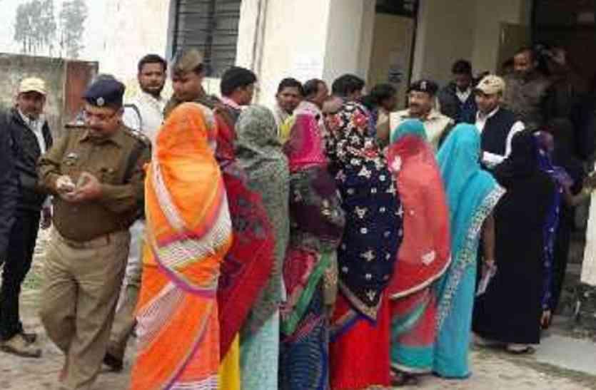 सपा नेताओं ने दिखाई ताकत, विजय नाथ यादव से छीन ली ब्लॉक प्रमुख की कुर्सी