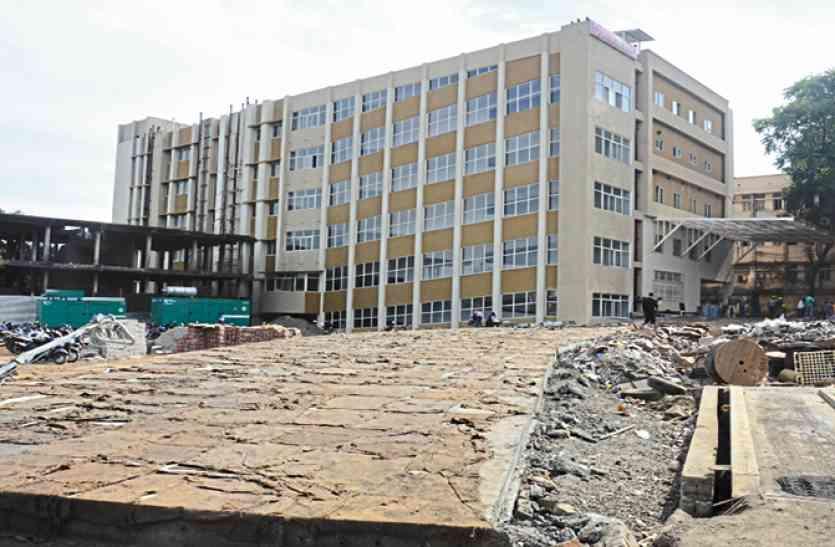 26 जनवरी से शुरू होगी हमीदिया अस्पताल की नई ओपीडी