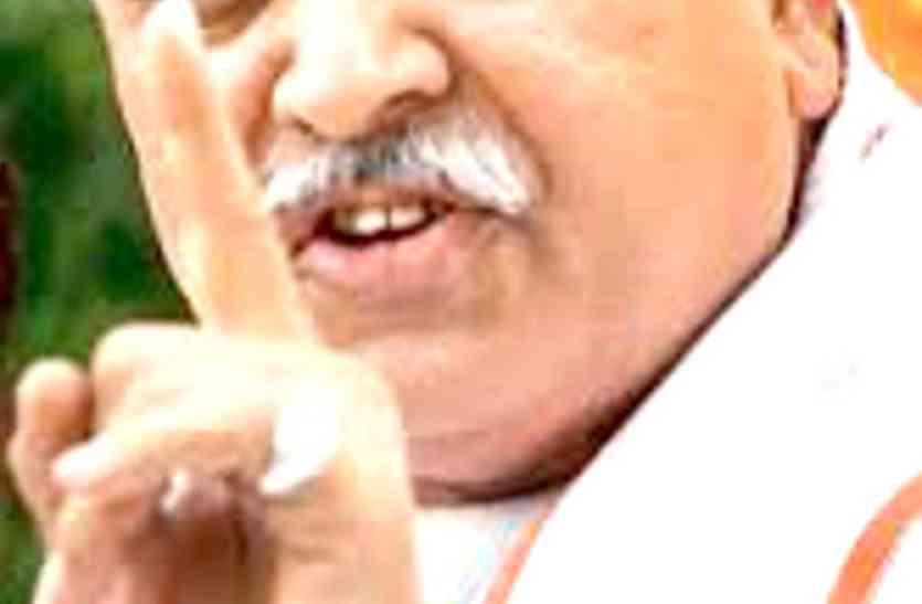 तोगडिय़ा, भाजपा विधायक सहित 39 के खिलाफ गिरफ्तारी वारंट