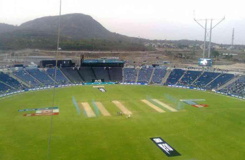 यहां तैयार हो रहा 6 पिच वाला प्रदेश का एकमात्र अंतरराट्रीय क्रिकेट मैदान, सभी अपना मिजाज