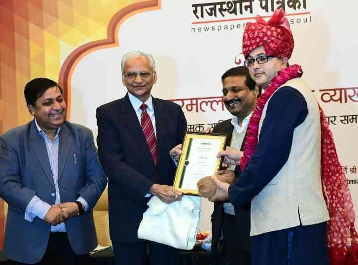 Jhabarmal Sharma Award