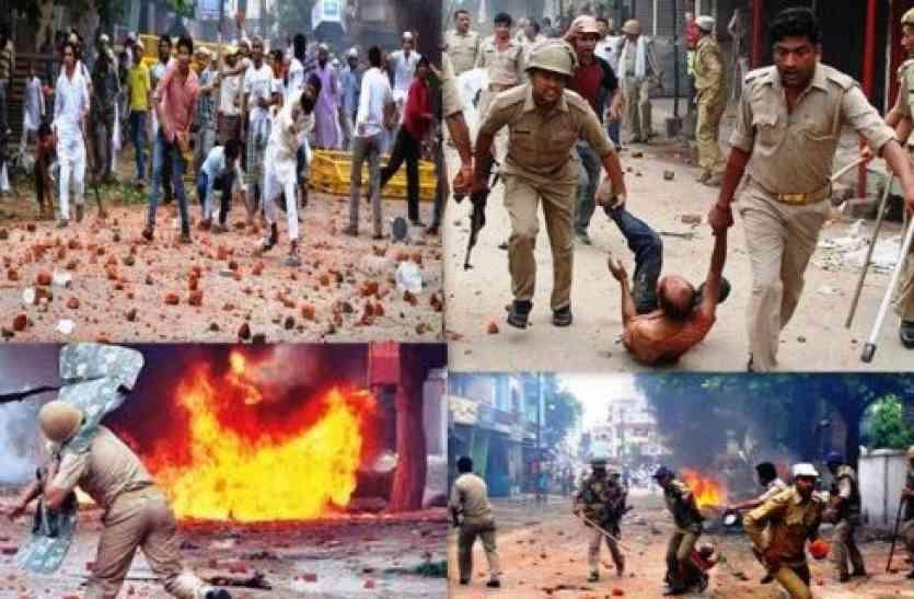 महाराष्ट्र और गुजरात में दलित आंदोलन के चलते यूपी में अलर्ट