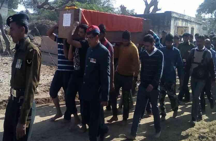 सेना में मेजर रणधीर सिंह की इस वजह से अचानक मौत, घर में मचा कोहराम, शोक में डूबा पूरा गांव