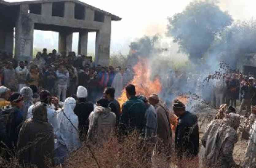 ब्रेकिंग: शामली मुठभेड़ में शहीद हुए कांस्टेबल अंकित का पार्थिव शरीर पंचतत्व में विलीन, नम आंखों से लोगों ने विदाई