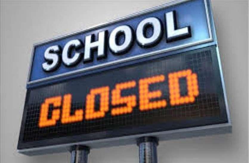 Bharat Bandh Latest Update :  स्कूलों में छुट्टी, सड़कों हुईं सूनसान