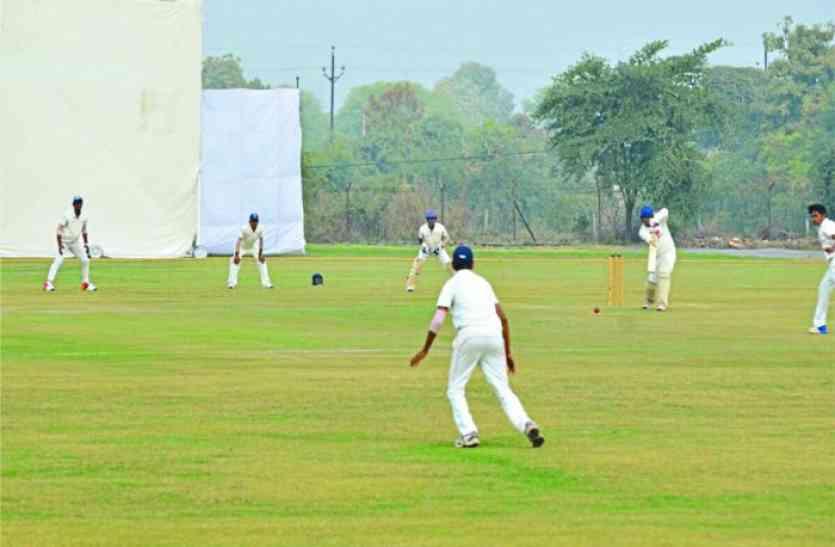 Cricket अंडर-19 कूच बिहार ट्रॉफी: रेलवे 155 रन पर ऑलआउट