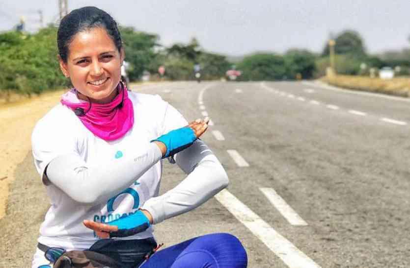 हांगकांग की नौकरी छोड़ स्वदेश लौटी यह युवती, इस तहर बदलेगी भारत की तस्वीर
