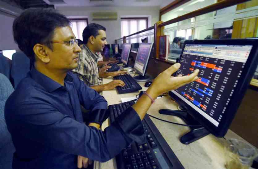 हरे निशान में खुला शेयर बाजार, बैंक ऑटो में बढ़त