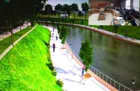 द्रव्यवती नदी की समीक्षा से पहले बेहोश हुए प्रोजेक्ट निदेशक
