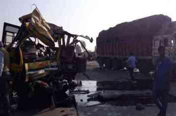 राजधानी की पुलिस इंदौर बस हादसे के बाद जागी, एडवाइजरी जारी कर कहा इन पर होगी कार्रवाई