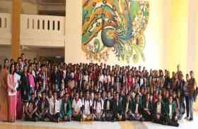 PICS: मणिपाल विश्वविद्यालय में इंस्पायर कैंप का सफल समापन, प्रो. के. रामनारायण बोले- अध्यापक से सही सवाल पूछें छात्र