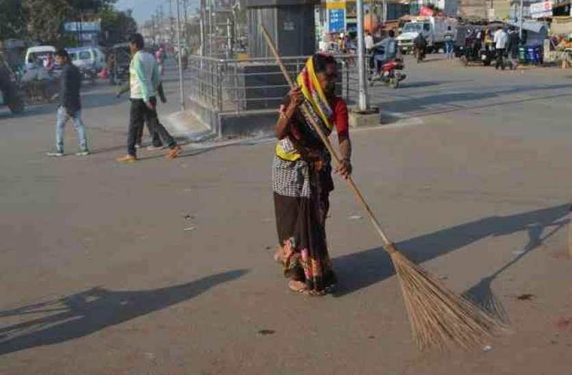 राजस्थान में किसने उठाया स्वच्छता सर्वेक्षण 2018 पर सवाल?