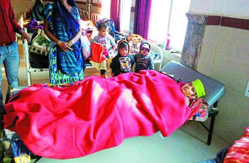 महिला को पहले बताया कि लड़का हुआ है मगर बाद भी दी लड़की, उसके बाद अस्पताल में हुआ हंगामा