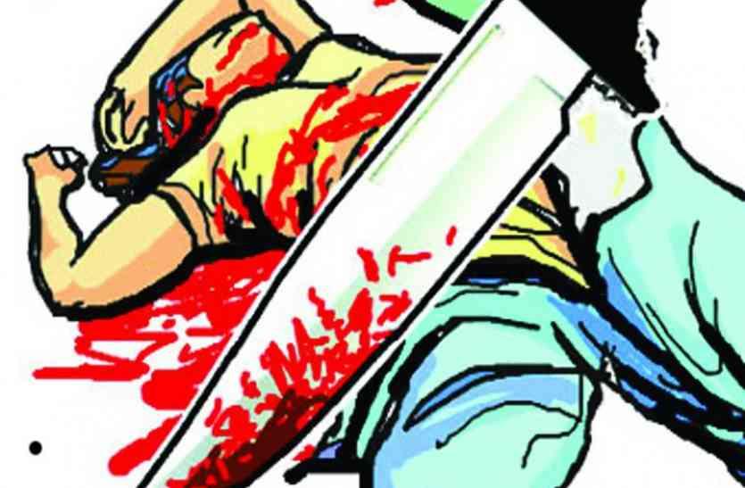 लाठियों से पीट-पीटकर भाभी की हत्या
