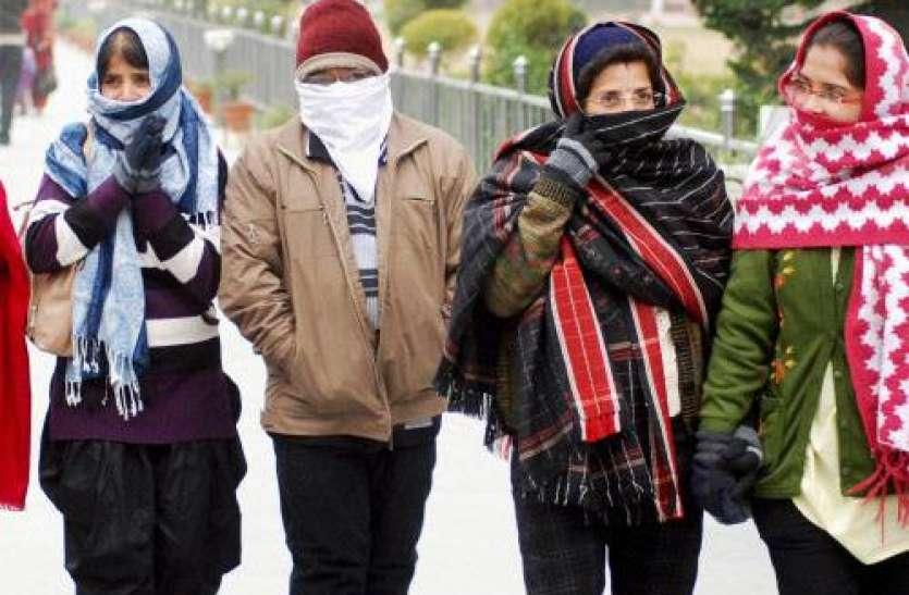 मप्र में ठंड का आगमन, दीवाली बाद पड़ेगी कड़ाके की सर्दी