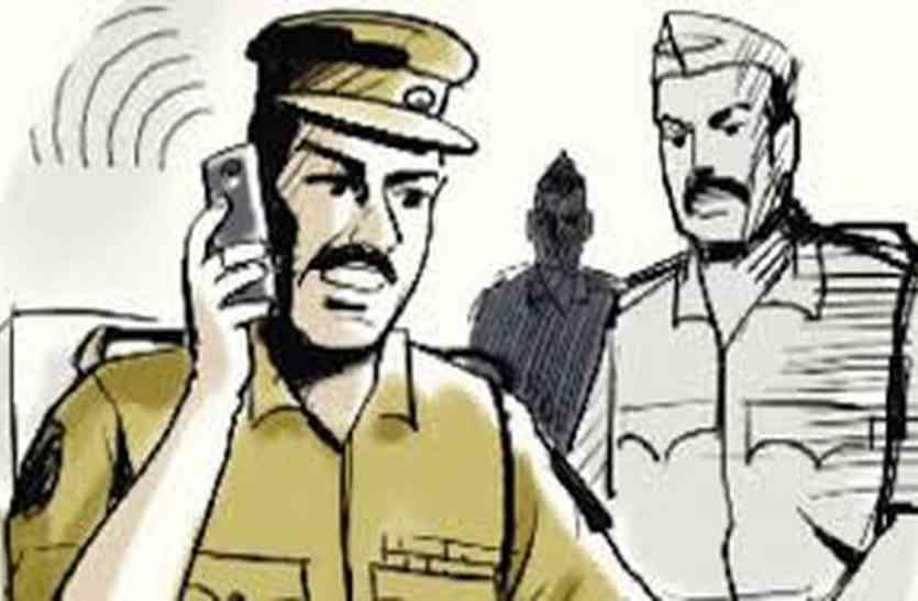 बाबा रामशरण दास के आश्रम पहुंची उदयपुर पुलिस, किया मौका मुआयना, आश्रम में नहीं मिला बाबा