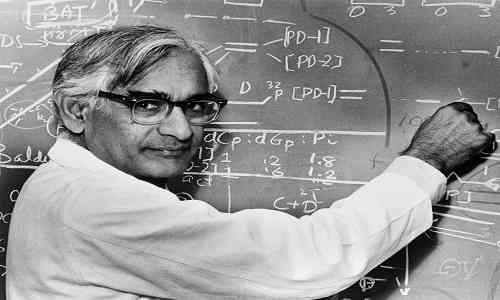 google doodle,google,Nobel Prize,Raipur,dna,Indian-American scientist,Massachusetts Institute of Technology,honours,