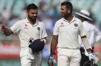 केपटाउन टेस्ट में खराब प्रदर्शन का खामियाजा, रैंकिंग में पिछड़े कोहली समेत अन्य भारतीय बल्लेबाज