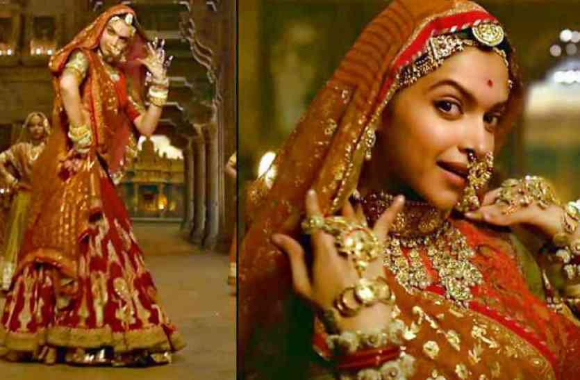 पद्मावत में इस अदाकारा ने दीपिका से करवाया राजस्थान का प्रसिद्ध डांस 'घूमर', जानें आप भी...
