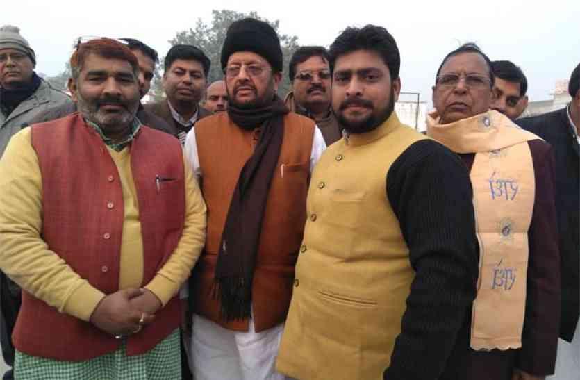 मुलायम के संसदीय क्षेत्र आजमगढ़ को योगी सरकार का एक और बड़ा तोहफा