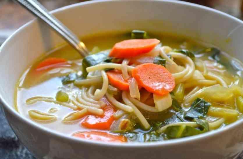 यह चायनीज सूप है स्वाद से भरपूर