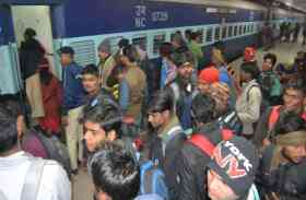 हैदराबाद में एक सप्ताह के लिए प्लेटफार्म टिकट की कीमत बढ़ी