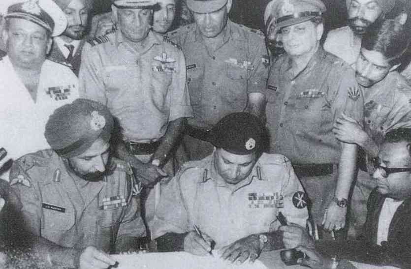 #KarSalaam: पाक सेना की धूंआधार कुटाई के बाद सरकार ने जोड़ लिए थे हाथ, रोने लगा था गवर्नर